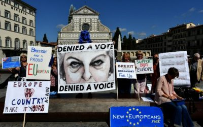 Brexit: Why have British citizens in the EU been left to fight for their own rights?