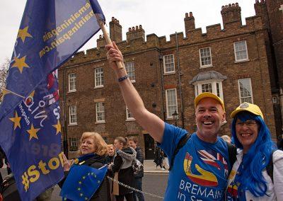 John Moffett Flying the flag for Bremain