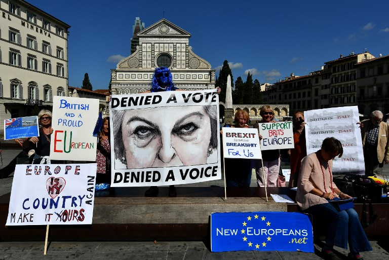 Sue Wilson Writes: Brits in the EU have been silenced too frequently and for too long