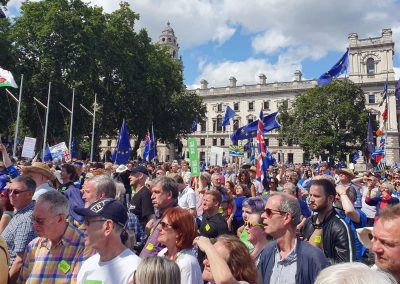 March for Change Stop Brexit