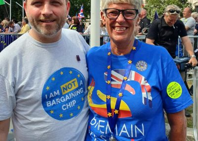 Axel Antoni March for Change Stop Brexit