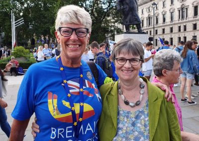 Molly Scott Cato March for Change Stop Brexit