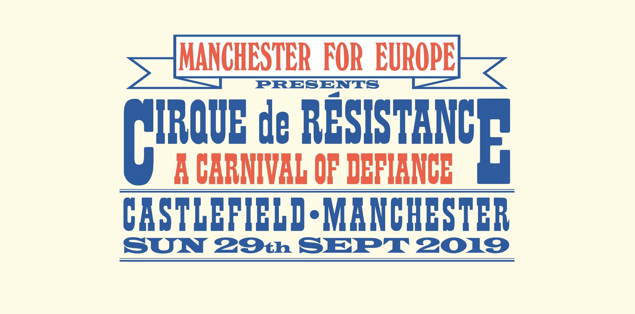 Cirque De Resistance