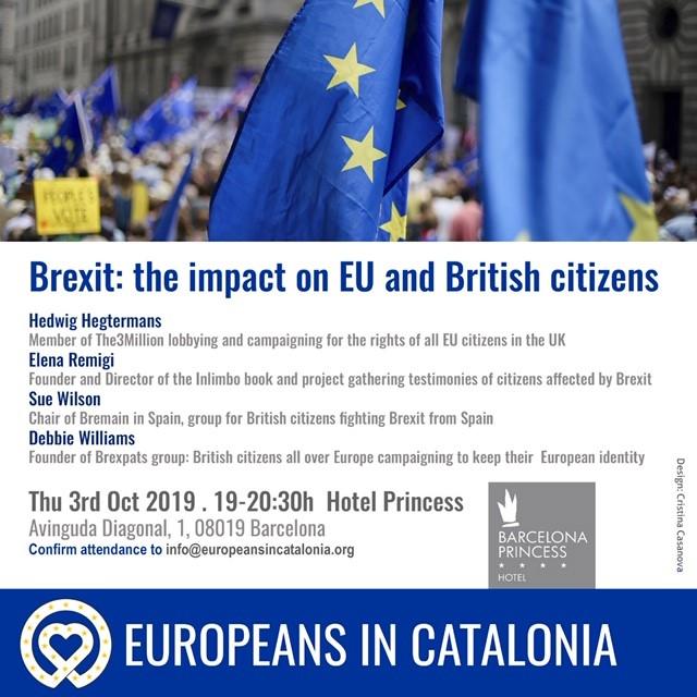 Europeans in Catalonia