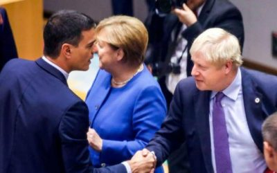 Brits in Spain get ready for Brexit, with one eye on the UK's new deal with Brussels
