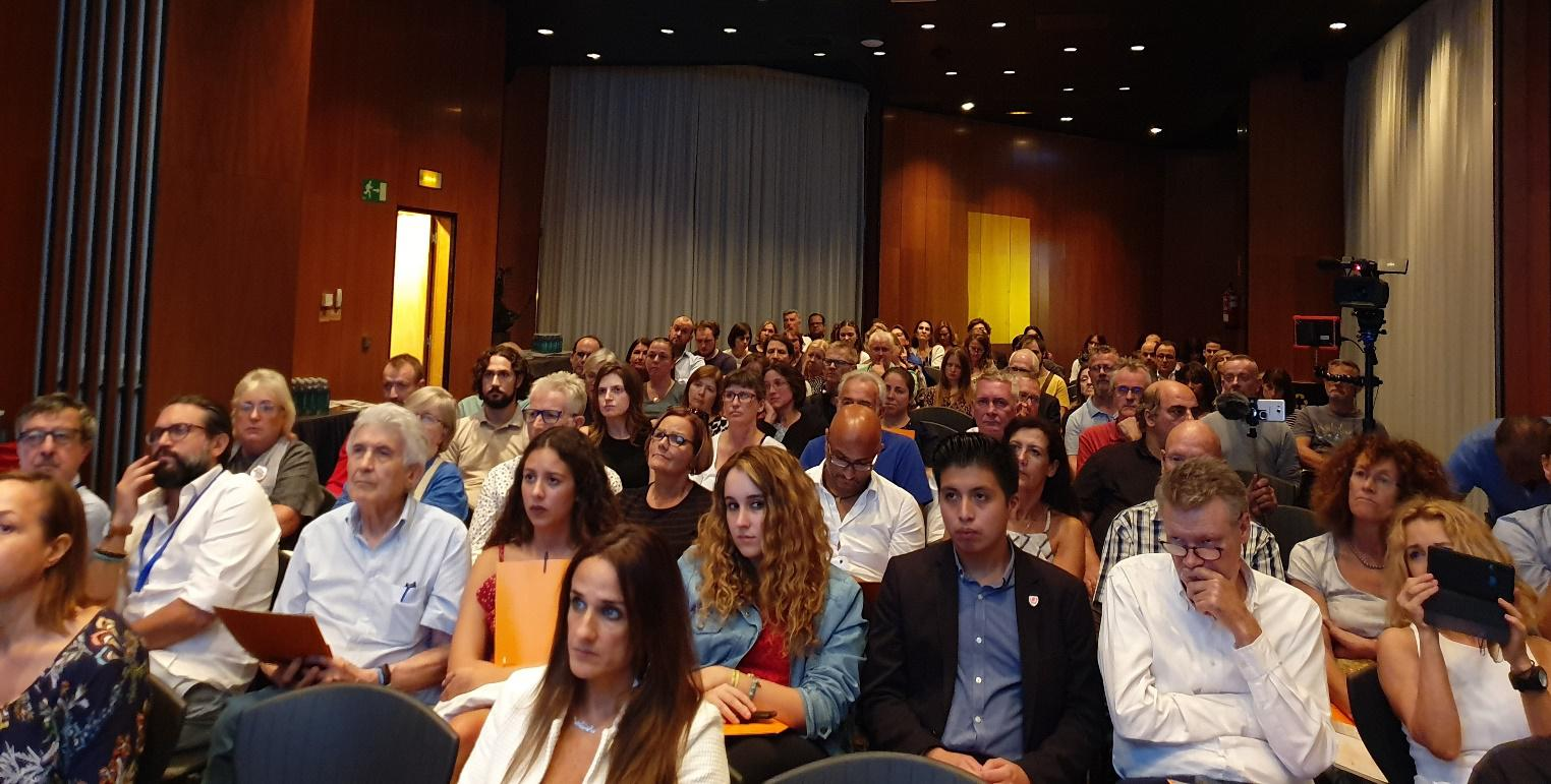 Audience at BCN