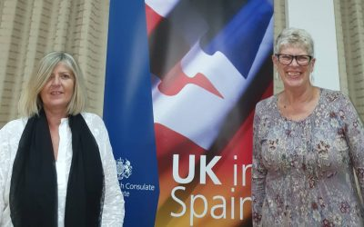 Meeting with the British Ambassador to Spain