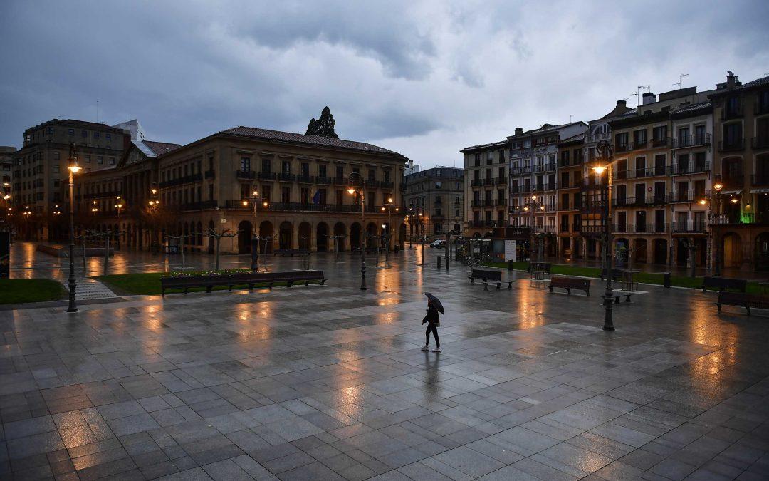 Spain Empty Streets
