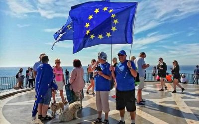 Europe Day 9th May- Bremainers Celebrate with Memories