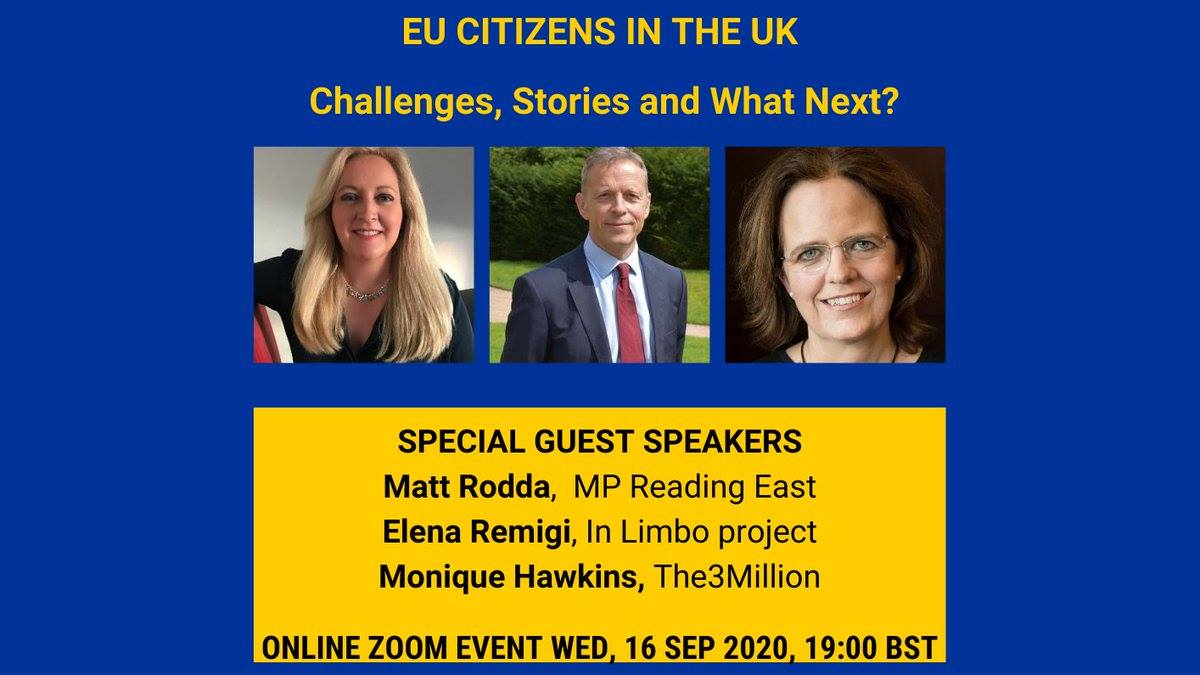 EU Citizens Event
