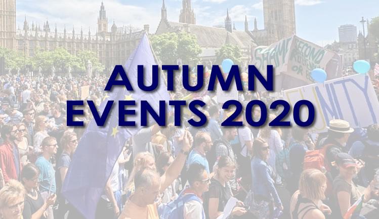 Autumn Events