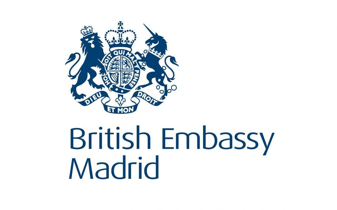 British Embassy Updates