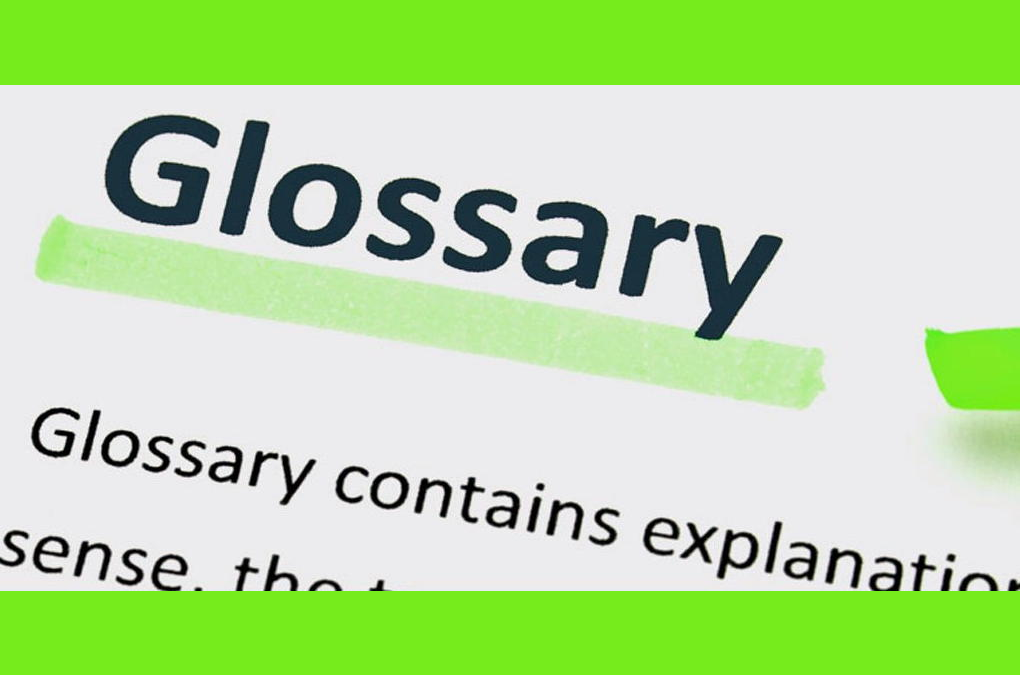 Bremain Glossary of Terms