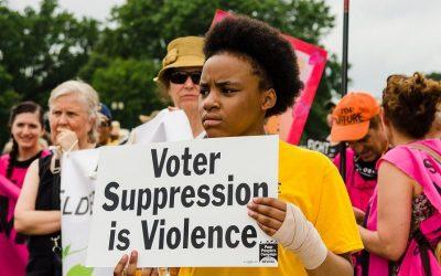 Electoral integrity bill: voter rights vs voter suppression